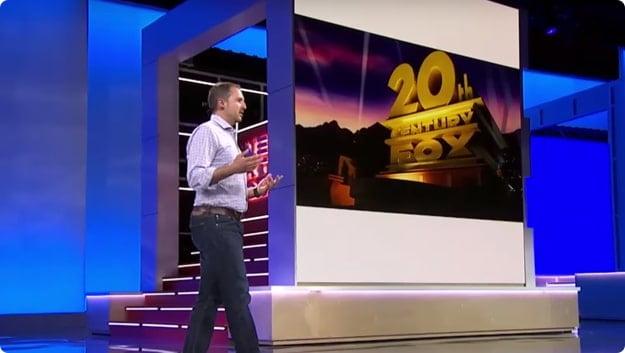 觀看「二十世紀福斯 (20th Century Fox) 如何運用機器學習技術為賣座電影找到新觀眾」的影片