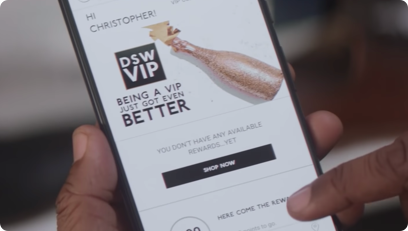 DSW turned customer data into an intelligent loyalty program video thumbnail