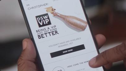「DSW 將客戶資料轉變為智慧型會員方案」影片縮圖