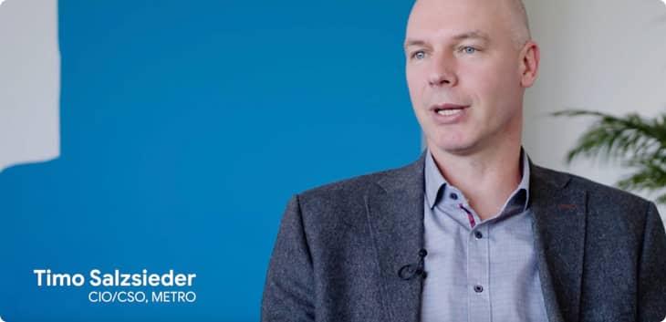 See how METRO uses Google Cloud platform