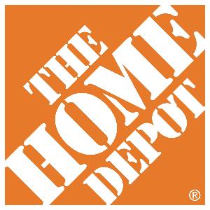 logotipo de the home depot