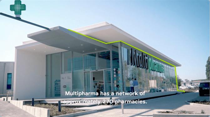 Belgian pharma retailer, Multipharma, chose Google Cloud for their SAP workload.