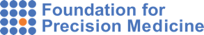 Foundation for Precision Medicine ロゴ