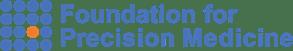 Foundation for Precision Medicine 標誌
