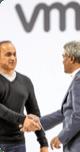 İş ortaklarının anlaşma önizlemesi