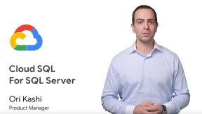 CloudSQL pour SQLServer