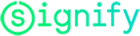 Logotipo da Signify