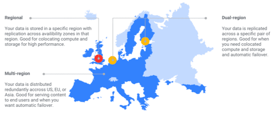 Imagem do mapeamento de local
