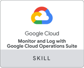 Monitor and log with operations suite