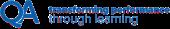 Logotipo de QA