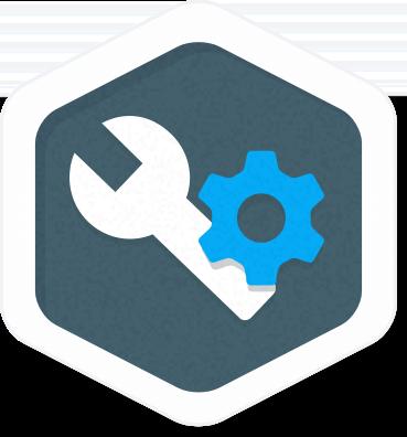 Insignia de desarrollo de aplicaciones de Qwiklabs