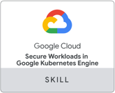 Secure workloads in kubernetes engine
