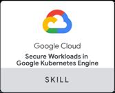 Secure workloads in kubernetes engine