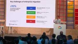 2019 年 Google Cloud Next 大會影片