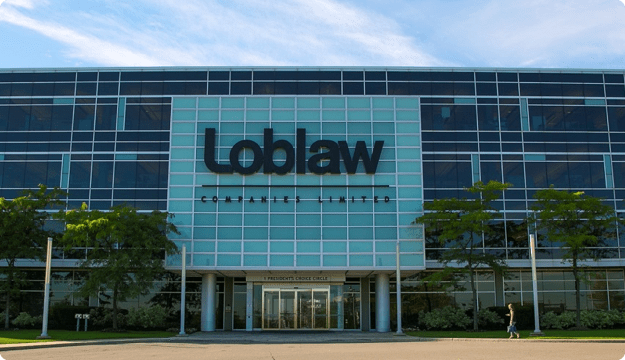 Foto: Bürogebäude von Loblaw Digital