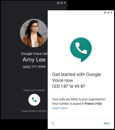 Google Voice by G Suite | Voice | Google Cloud