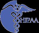 Insignia de HIPAA