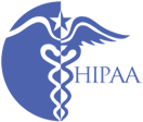 健康保險流通與責任法案徽章