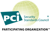 PCI DSS badge