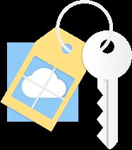 Eersteklas Windows-cloud