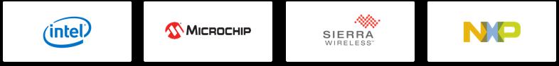 パートナー各社のロゴ