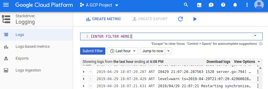 Advanced filter search box