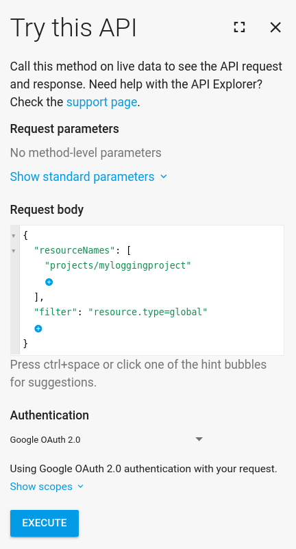 Try this API