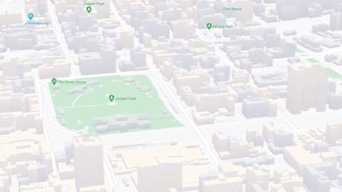 Google Maps Platform - Tilt and Rotation