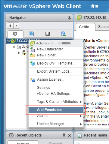 Screenshot of the Add Permission dialog box(click to enlarge)
