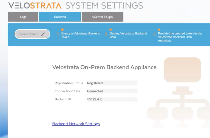 Deploying the Velostrata Backend | Migrate for Compute