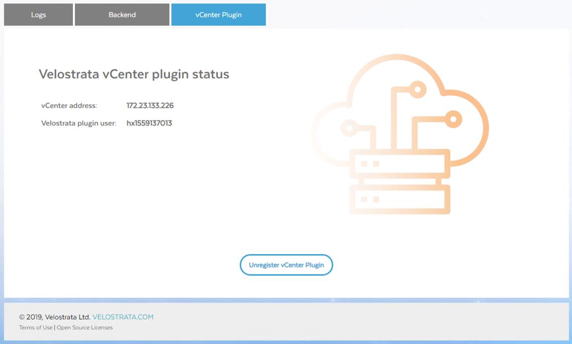 登録済みプラグインを表示したスクリーンショット(クリックして拡大)