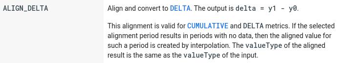 Entrada de referencia para el alineador delta