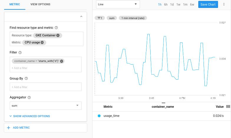 Exemplo com filtragem e agregação