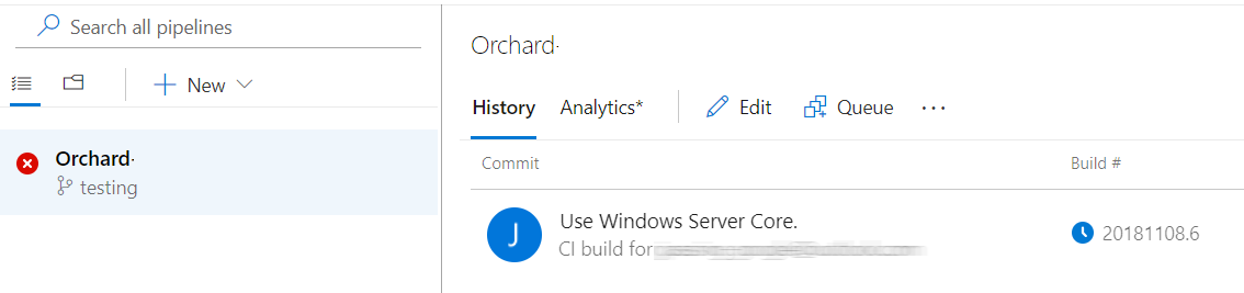 Creating a CI/CD pipeline with Azure Pipelines and Compute Engine