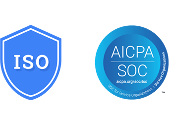 ISO 27001, Service Organization Control (SOC) 1, Service Organization Control                         (SOC) 2, Service Organization Control (SOC) 3