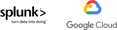 Splunk 與 Google Cloud 的圖片