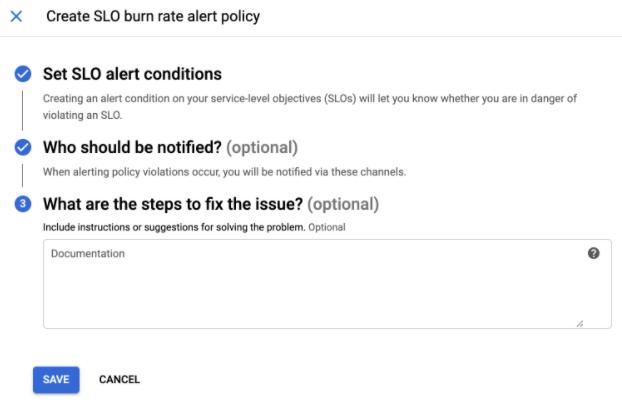 Ajoutez des informations pour aider les personnes recevant la notification à résoudre le problème.