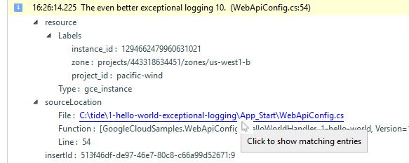 Imagem que mostra como clicar para encontrar entradas de registro semelhantes