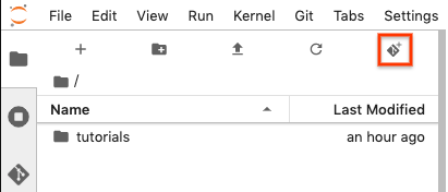 Save a notebook to GitHub | AI Platform | Google Cloud