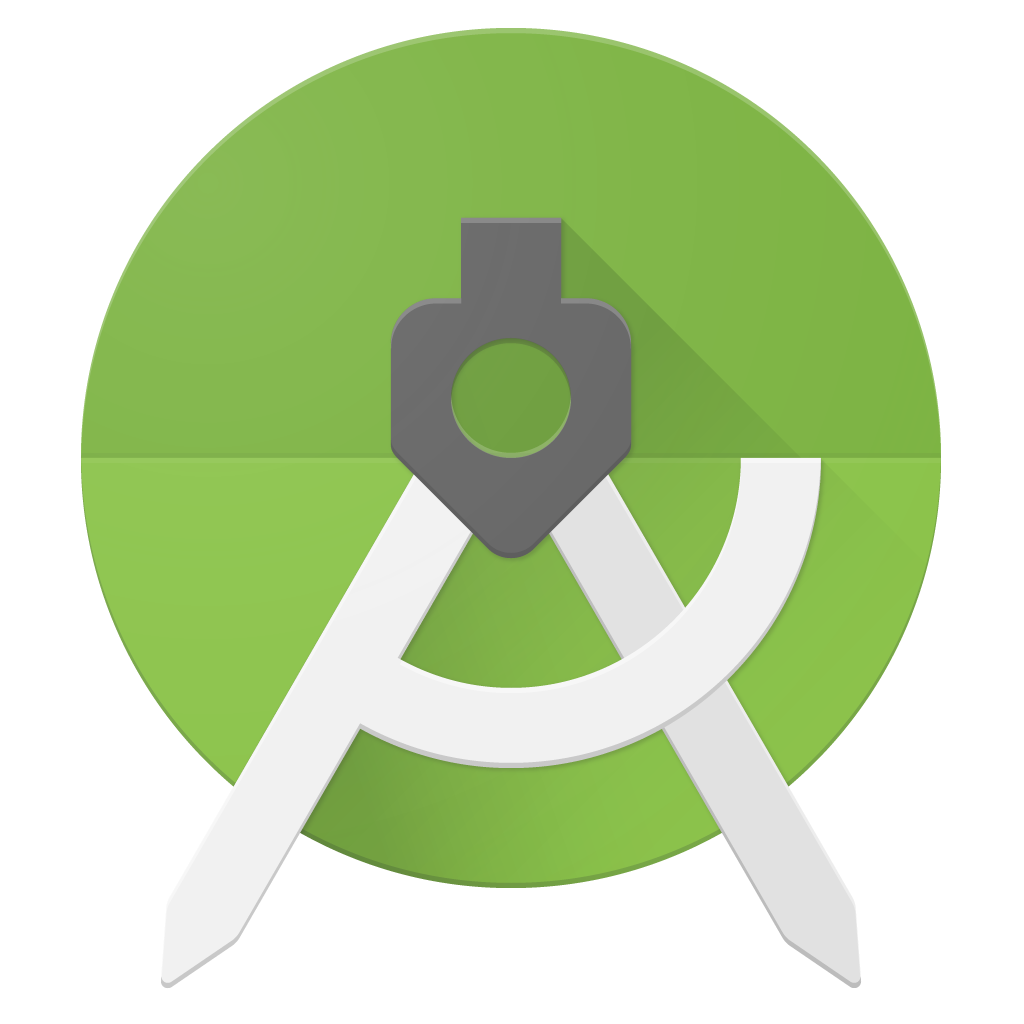 Android Studio start icon